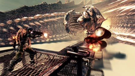 screens: lost planet 2
