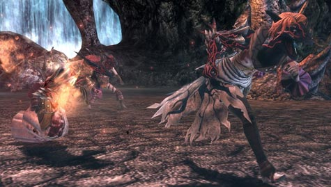screenshots (II): soul sacrifice delta