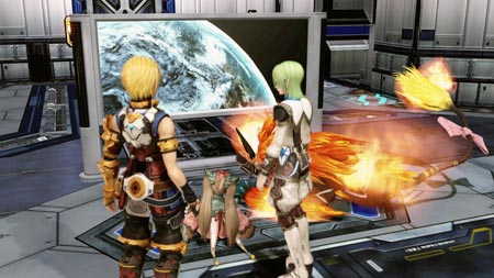 screenshots (III): star ocean 4 – the last hope