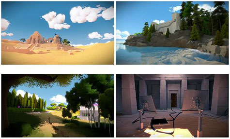 screens: the witness