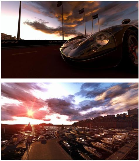 screens: project cars
