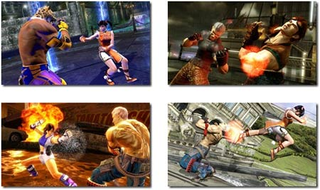 screens: tekken 6