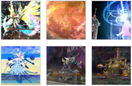 screens: arc rise fantasia