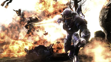 screenshots (V): halo reach