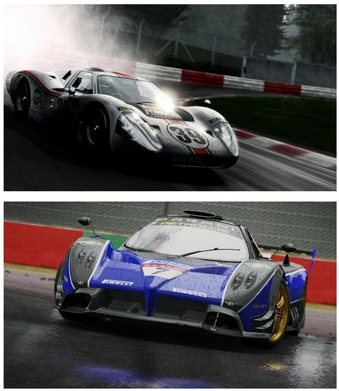 screenshots (V): project cars