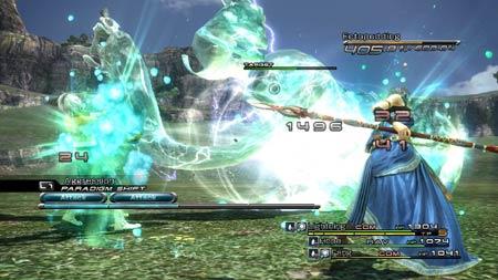 screenshots (VII): final fantasy XIII