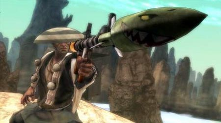screens: afro samurai
