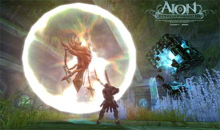screenshots: aion – the tower of eternity