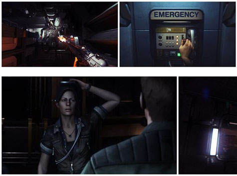 screens: alien isolation