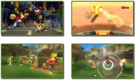 screens: ape escape on the move