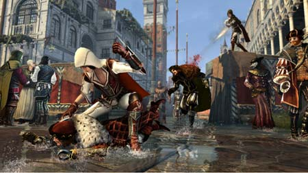 screens: assassins creed brotherhood