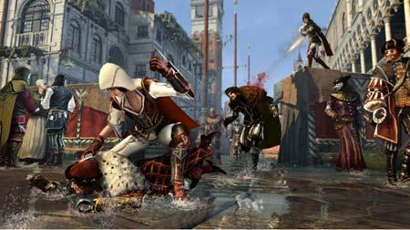 screenshots: assassins creed: brotherhood