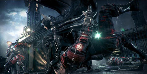 screens: batman arkham knight
