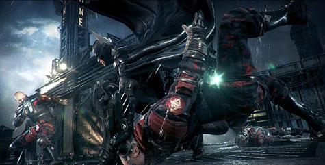 screens: batman arkham knight