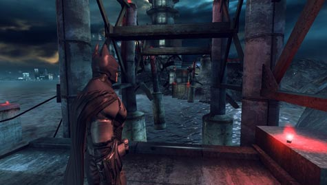 screens: batman black gate
