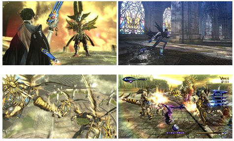screens: bayonetta 2
