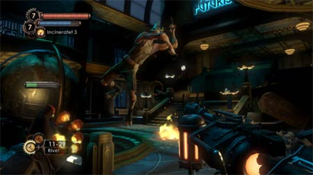 screenshots: bioshock 2