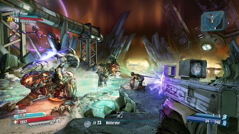 screens: borderlands: the pre-sequel