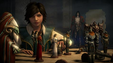 screenshots: castlevania: lords of shadow 2