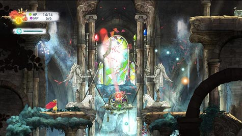 screens: child of light