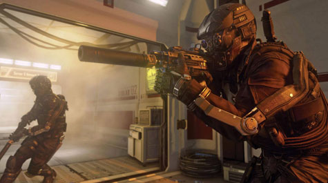 screens: call of duty: advanced warfare
