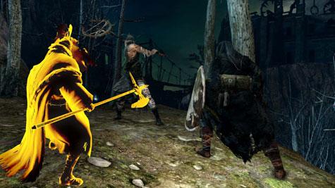 screenshots (VI): dark souls II