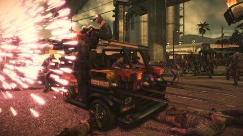 screenshots: dead rising 3