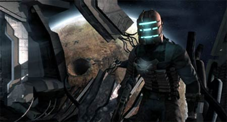 screens: dead space