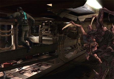 screenshots: dead space extraction