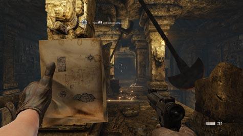 screenshots: deadfall adventures