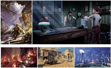 screens: deadfall adventures