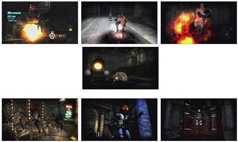 screenshots: deception IV: blood ties