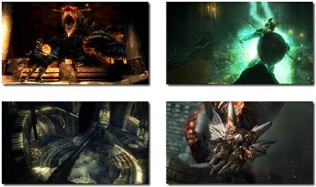 screens: demons souls