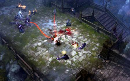 screens: diablo 3 (demon hunter)