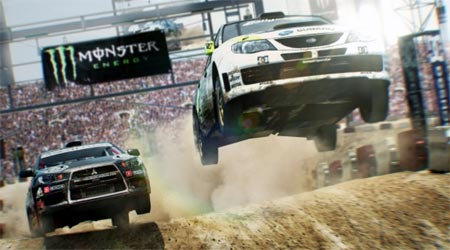 screens: dirt 2