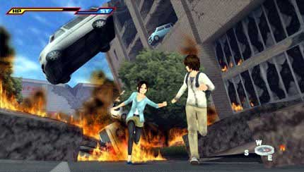 screenshots: disaster report 3