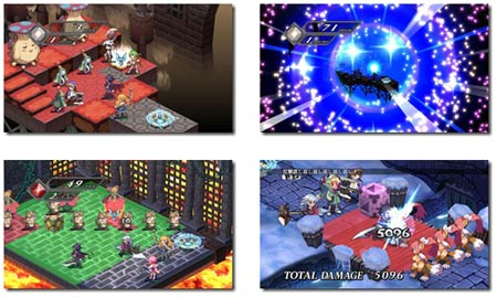 screens: disgaea 4