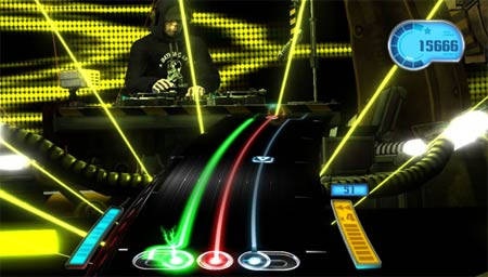 screens: dj hero