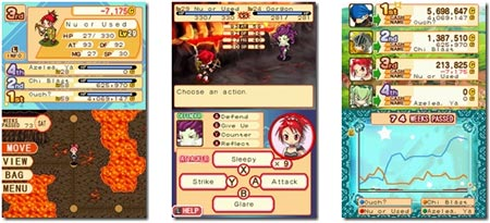 screens: dokapon journey