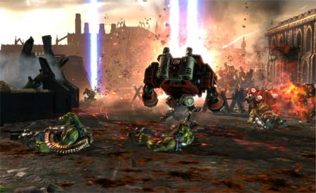 screenies: dawn of war II