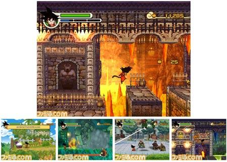 screens: dragonball revenge of king piccolo