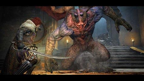 screenshots (III): dragon's dogma: dark arisen