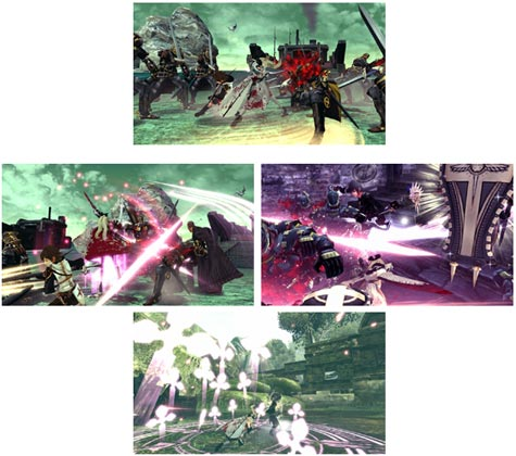 screens: drakengard 3