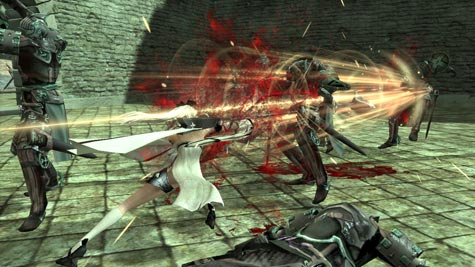 screenshots (VI): drakengard 3
