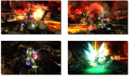 screens: dynasty warriors strikeforce 2