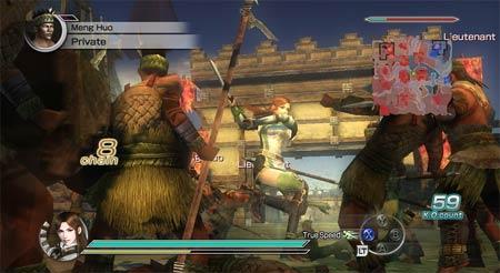 screenshots: dynasty warriors 6 empires