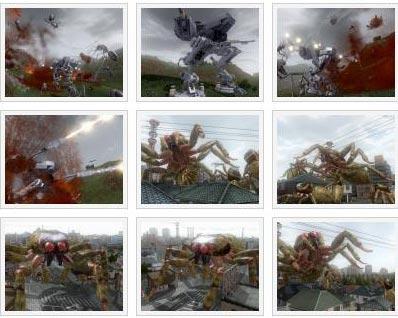 screens: earth defense force 4