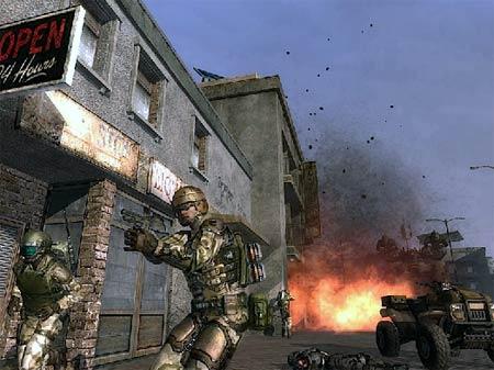 screenshots: enemy territory - quake wars