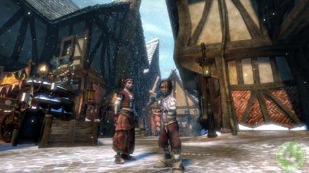 screenshots (II): fable 2