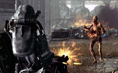 screenshots: fallout 3
